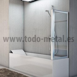 Mampara baño fija Burza / Izmir