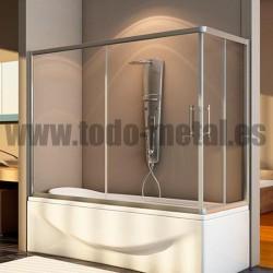 Mampara baño Thai